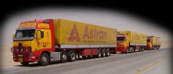 Welcome on board to Astran Cargo Services